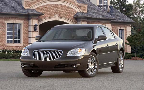Buick Lucerne (2008...) Фото #2