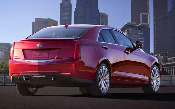 Cadillac ATS 2012-2019