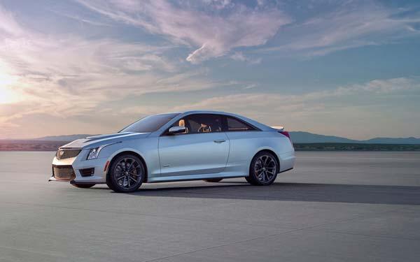 Cadillac ATS-V Coupe 2015-2019