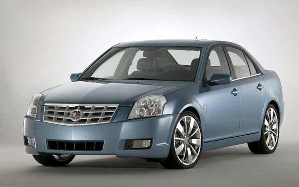 Cadillac BLS 2005-2009