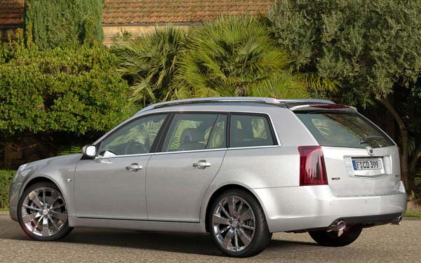 Cadillac BLS Wagon 2007-2009