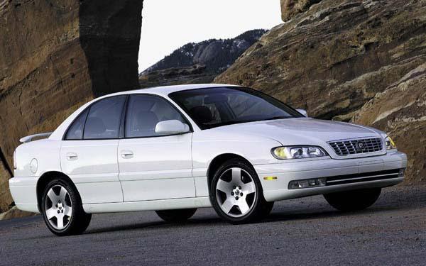 Cadillac Catera 2000-2003