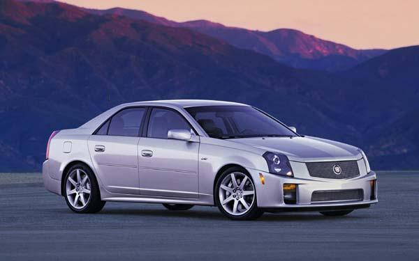 Cadillac CTS-V 2004-2007