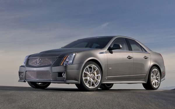 Cadillac CTS-V 2008-2012