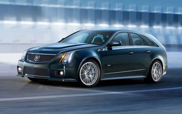 Cadillac CTS-V Sport Wagon 2010-2012