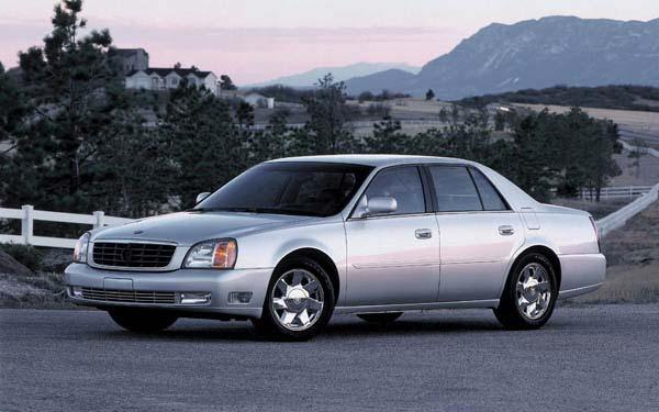Cadillac De Ville 1996-2004