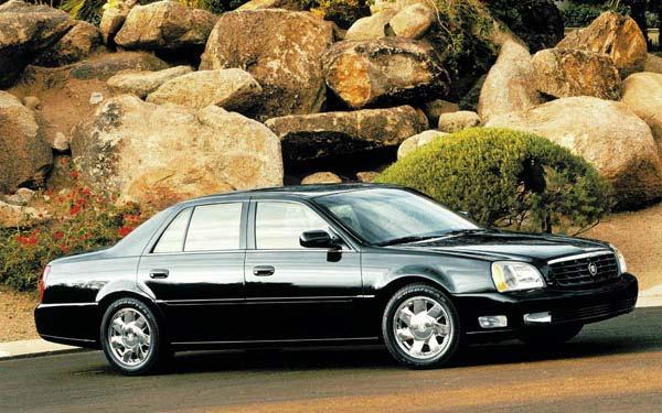 Фото Cadillac De Ville  (1996-2004)