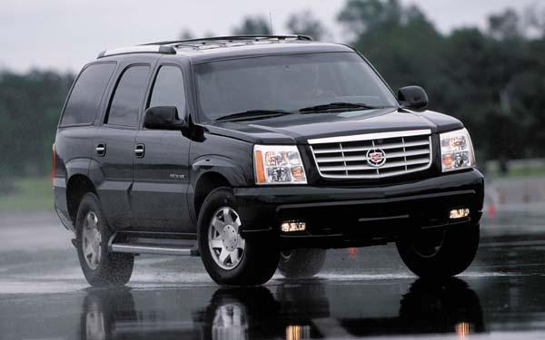 Cadillac Escalade 2001-2005