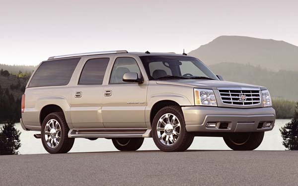 Cadillac Escalade ESV 2001-2005
