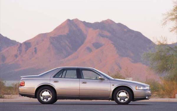 Cadillac Seville 1997-2003