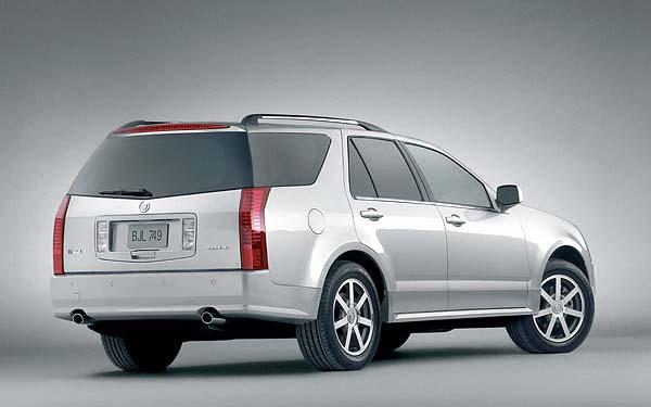 Cadillac SRX 2003-2009