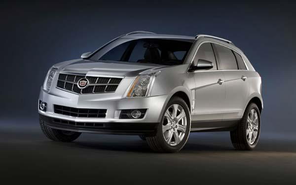 Cadillac SRX 2010-2016