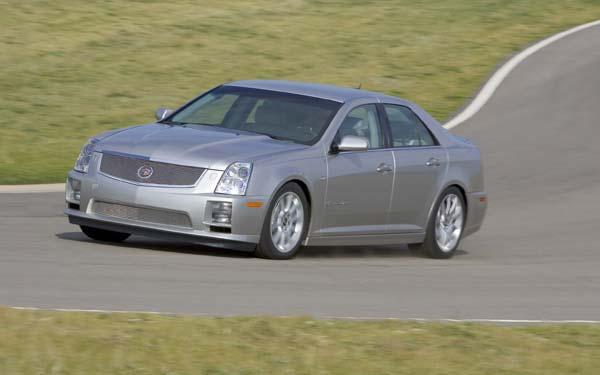Фото Cadillac STS-V