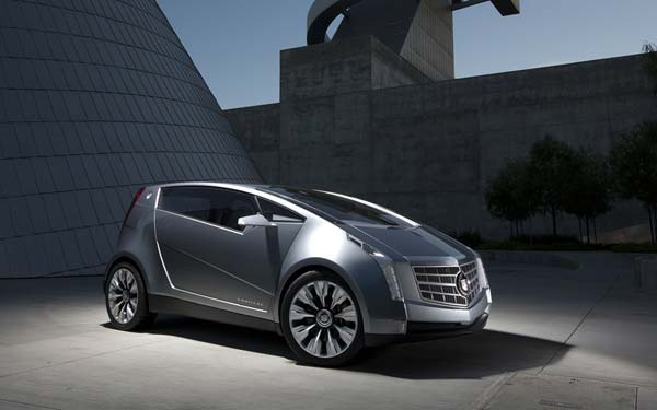 Cadillac Urban Luxury Concept (2010) Фото #1