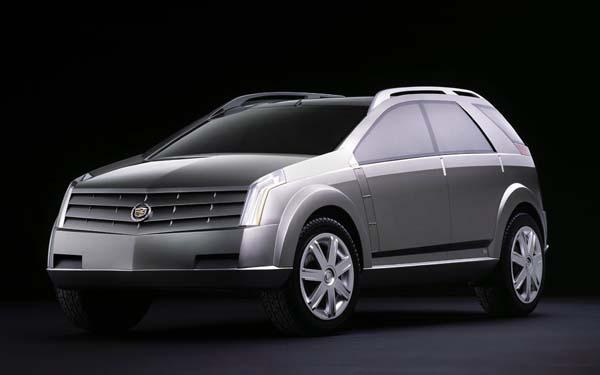 Фото Cadillac Vizon