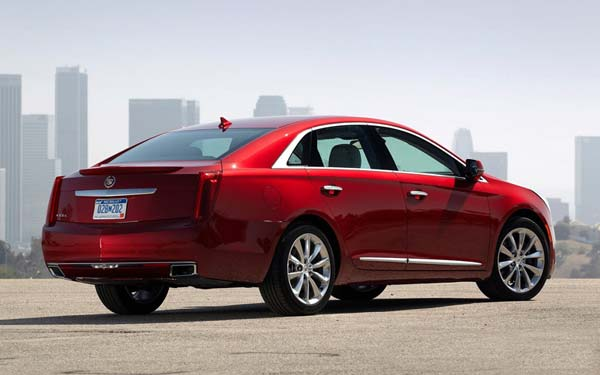Cadillac XTS 2012-2017
