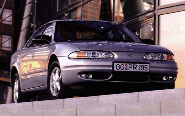 Chevrolet Alero 1999-2003