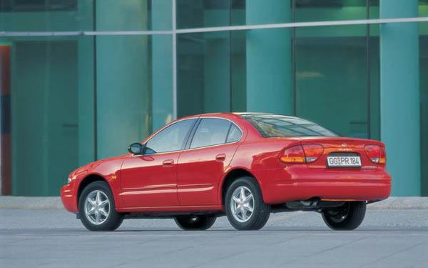 Фото Chevrolet Alero