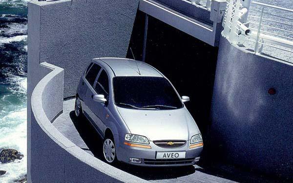 Chevrolet Aveo 2004-2007