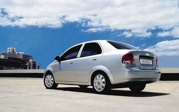 Chevrolet Aveo Sedan 2004-2011