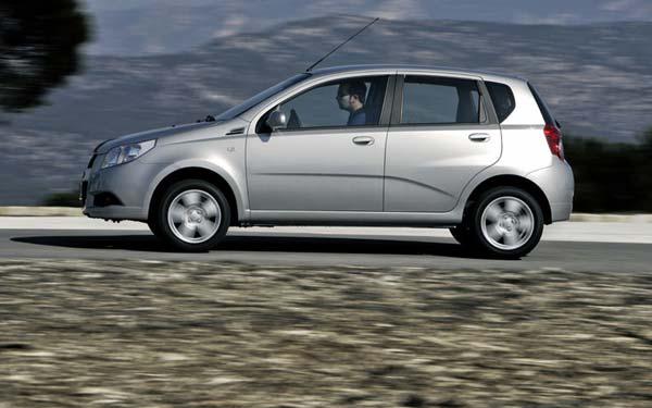 Chevrolet Aveo 2008-2011