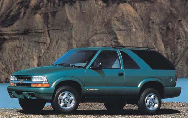 Chevrolet Blazer 1994-2001