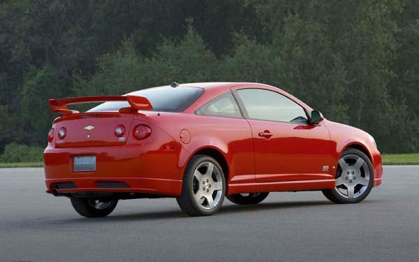 Фото Chevrolet Cobalt SS
