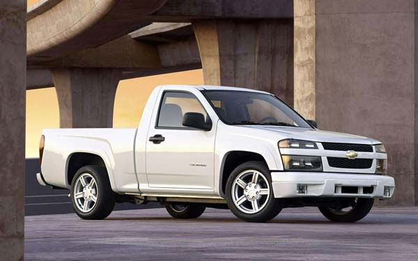 Chevrolet Colorado Regular Cab (2006-2011) Фото #1