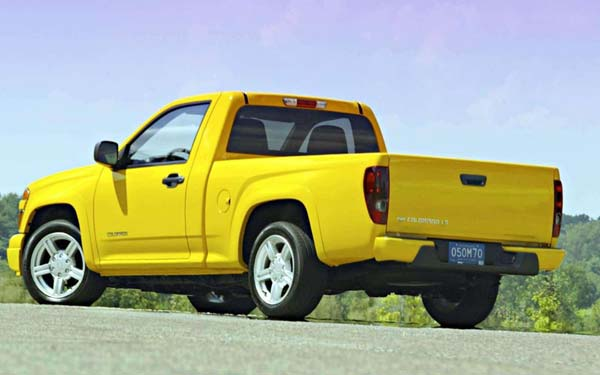 Chevrolet Colorado Regular Cab (2006-2011) Фото #2