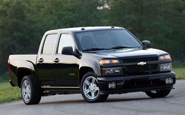 Chevrolet Colorado Crew Cab 2006-2011