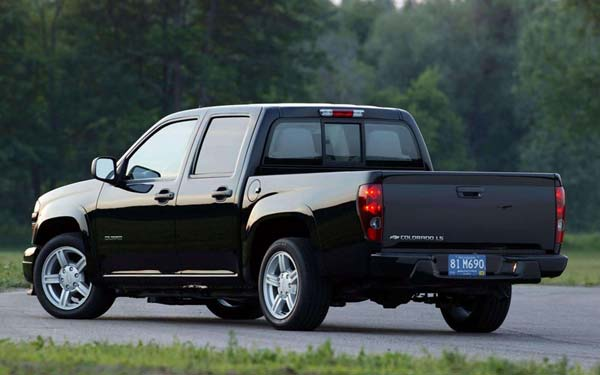 Chevrolet Colorado Crew Cab 2006-2011