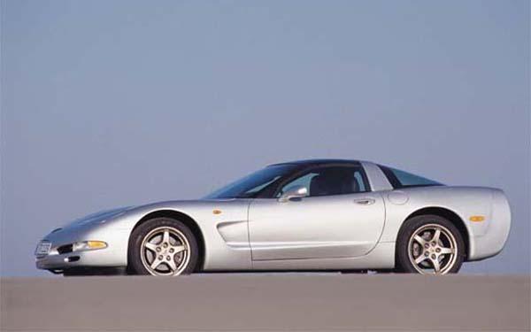 Chevrolet Corvette 1997-2003