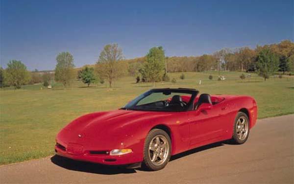 Chevrolet Corvette Convertible 1998-2003