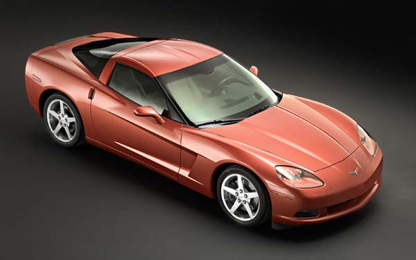 Chevrolet Corvette 2004-2007