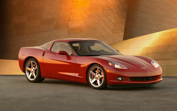 Фото Chevrolet Corvette  (2004-2007)