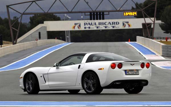 Chevrolet Corvette 2007-2013