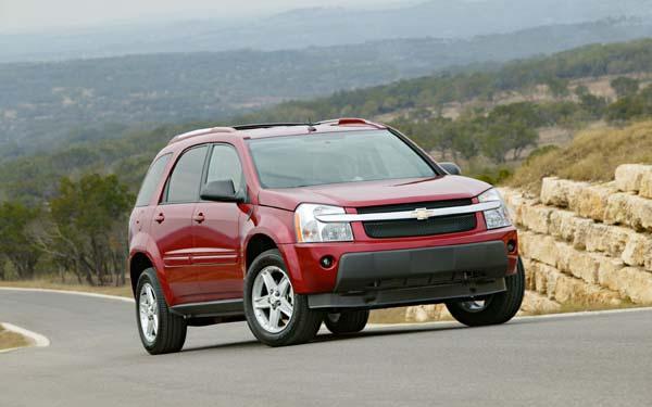 Chevrolet Equinox 2003-2009
