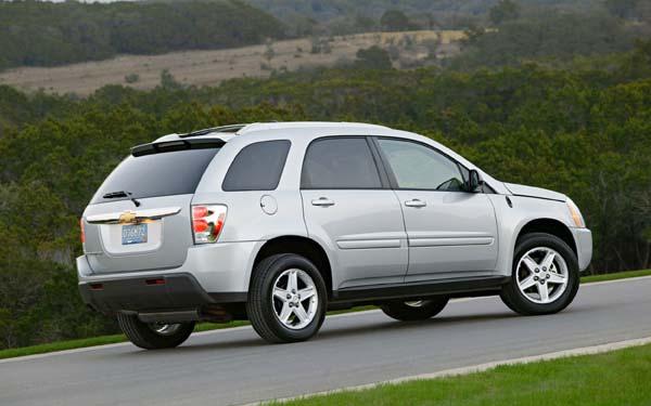 Фото Chevrolet Equinox  (2003-2009)