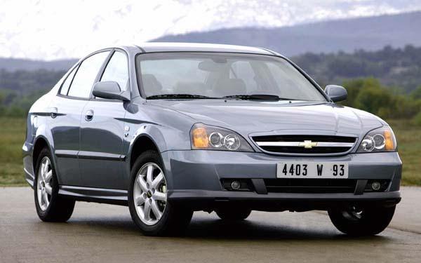 Фото Chevrolet Evanda