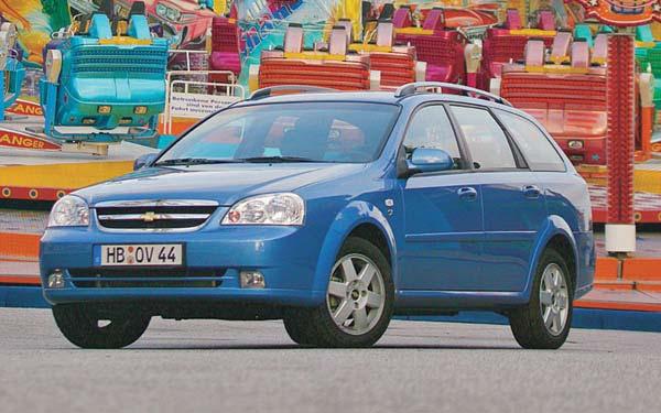 Chevrolet Lacetti Wagon 2004-2013
