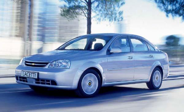 Chevrolet Lacetti Sedan 2004-2013