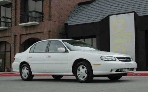 Chevrolet Malibu 1996-2002