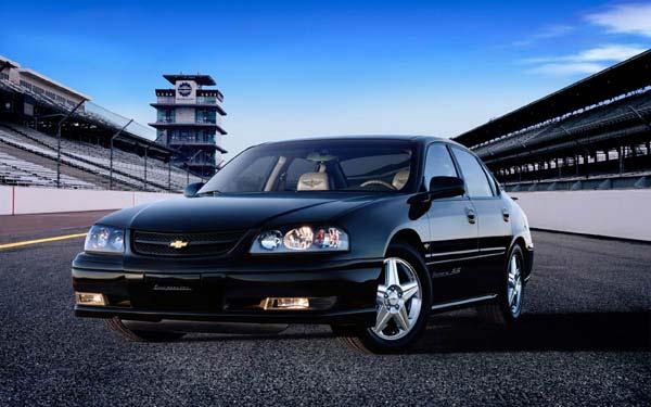 Фото Chevrolet Malibu  (2003-2007)