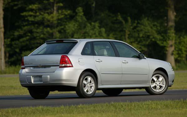 Фото Chevrolet Malibu Maxx  (2003-2007)