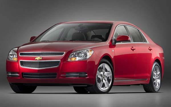 Chevrolet Malibu 2008-2011