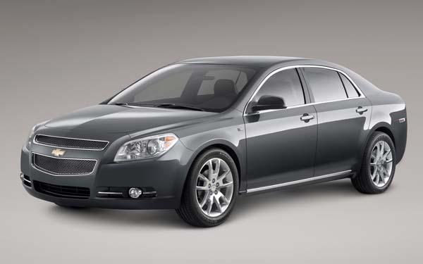 Фото Chevrolet Malibu  (2008-2011)