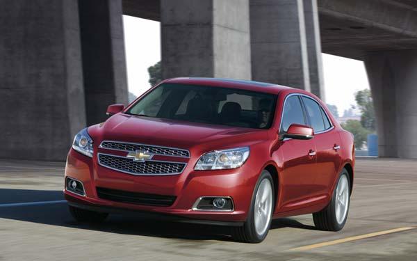 Chevrolet Malibu 2011-2013