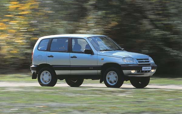 Chevrolet Niva 2002-2009