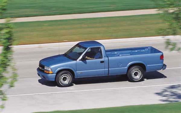 Фото Chevrolet S10 Pickup