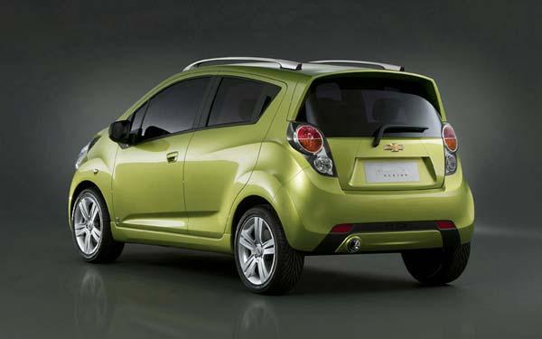 Chevrolet Spark 2010-2015